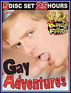 Gay Adventures 25 Hours 5-Pack