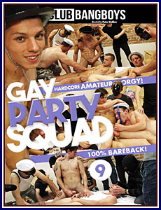 Gay Party Squad 9