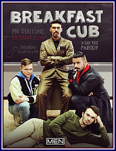 Breakfast Cub: A Gay XXX Parody