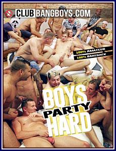 Boys Party Hard