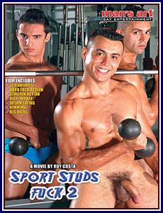 Sports Studs Fuck 2