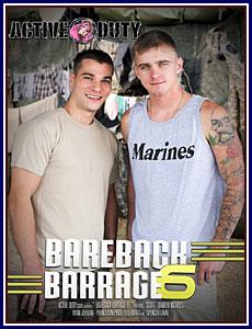 Bareback Barrage 6