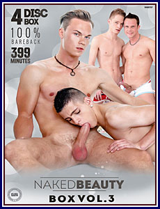 Naked Beauty Box 3 4-Pack