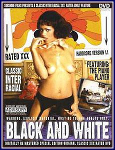 Interracial Retro Porn Magazines - Classic Black And White Interracial Sex Adult DVD