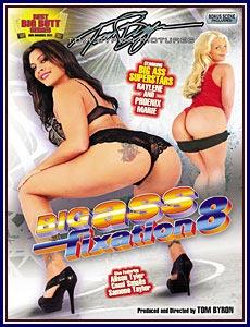 Big Ass Fixation 8 Porn DVD