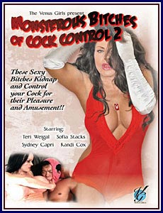 Monsterous Bitches of Cock Control 2 Porn DVD