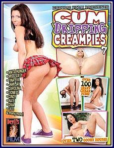 Cum Dripping Creampies 7 Porn DVD