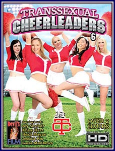 Transsexual Cheerleaders 6 Porn DVD