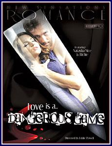 Love Is A Dangerous Game Porn DVD