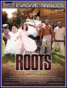 Can't Be Roots The Untold Story Porn DVD