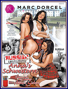 Russian Institute Lesson 15 Porn DVD
