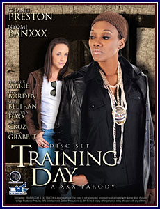Training Day A XXX Parody Porn DVD