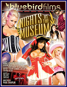 Nights at the Museum Porn DVD