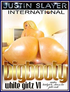 Big Booty White Girls 6 Porn DVD