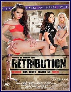 Retribution Porn DVD