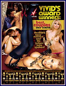 Vivid Award Winners: Best Couples Sex Scene Porn DVD