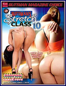 Buttman's Stretch Class 10 Porn DVD