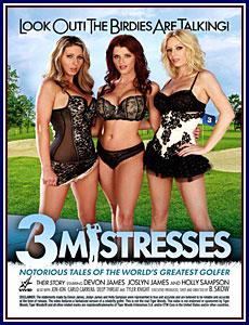 3 Mistresses Porn DVD