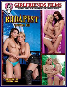 Budapest 10 Porn DVD