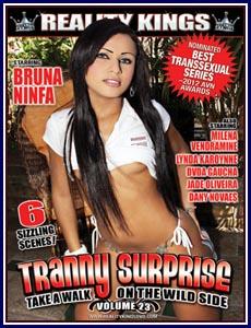 Tranny Surprise 23 Porn DVD