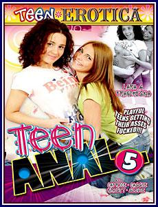 Teen Anal 5 Porn DVD