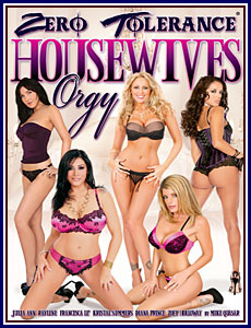 Housewives Orgy Porn DVD