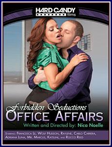 Office Affairs Porn DVD
