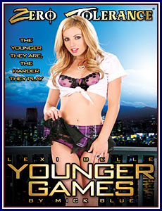 Younger Games Porn DVD