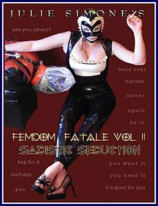 Femdom Fatale 2 Porn DVD