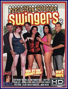 Neighborhood Swingers 8 Porn Dvd