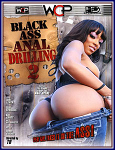 Black Ass Anal Drilling 2 Porn DVD