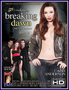 This Isn't The Twilight Saga Breaking Dawn: The XXX Parody 2 Porn DVD
