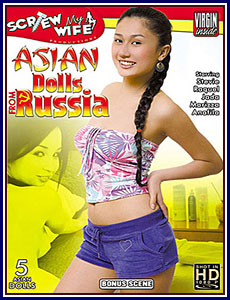 Asian Dolls From Russia Porn DVD