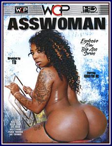 Asswoman Porn DVD