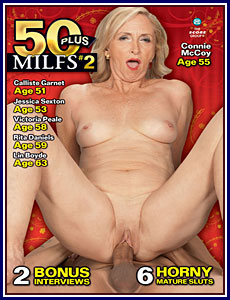 50 Plus MILFs 2 Porn DVD