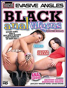 Ebony anal dvd