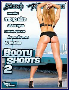 Booty Shorts 2 Porn DVD