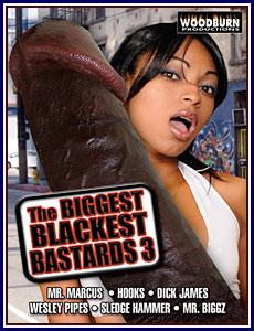 The Biggest Blackest Bastards 3 Porn DVD
