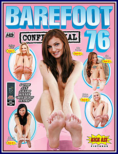 Barefoot Confidential 76 Porn DVD