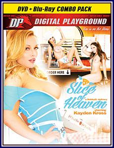 Slice of Heaven Porn DVD