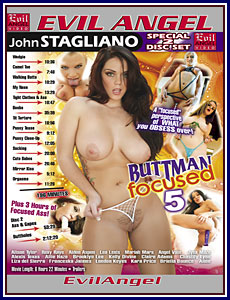 Buttman Focused 5 Porn DVD