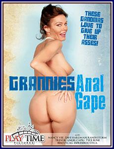 grannies anal gape adult dvd
