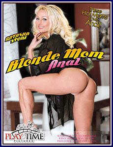 Blonde Mom Anal Porn DVD