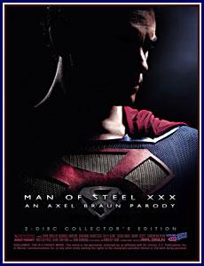 Man of Steel XXX: An Axel Braun Parody Porn DVD