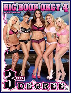Big Boob Orgy 4 Porn DVD