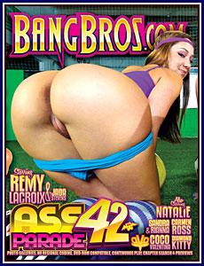 Ass Parade 42 Porn DVD