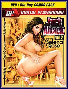 Jack Attack 2 Porn DVD