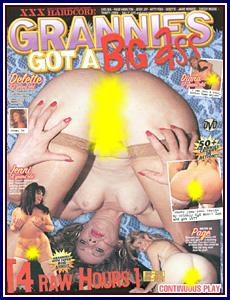Granny got a big ass