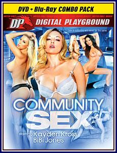 Community Sex Porn DVD
