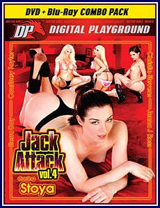 Jack Attack 4 Porn DVD